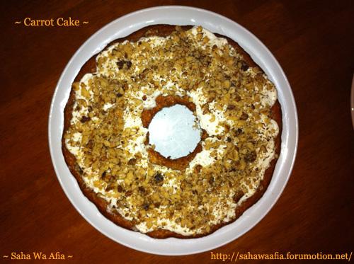 ~ Carrot Cake ~ Carrot10