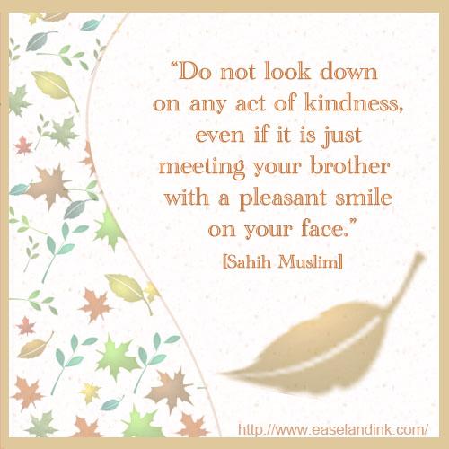 a pleasant smile Smilin11