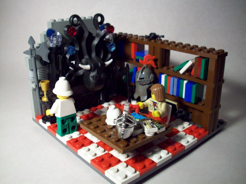 Looking for clues: a MOC 100_2515