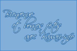 Forum gratis : Forum gratuit : kawaii-info Bienve10