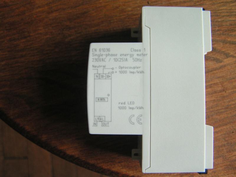 comment brancher ce compteur d'énergie (sous-compteur) Pict0011