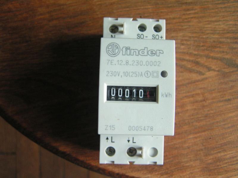 comment brancher ce compteur d'énergie (sous-compteur) Pict0012