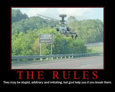 Motivational Posters!!! lol NEW!!! Rules10