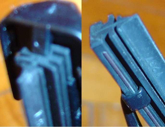 Щетки стеклоочистителя. Замена, ремонт и  апгрейд  штатных. 127