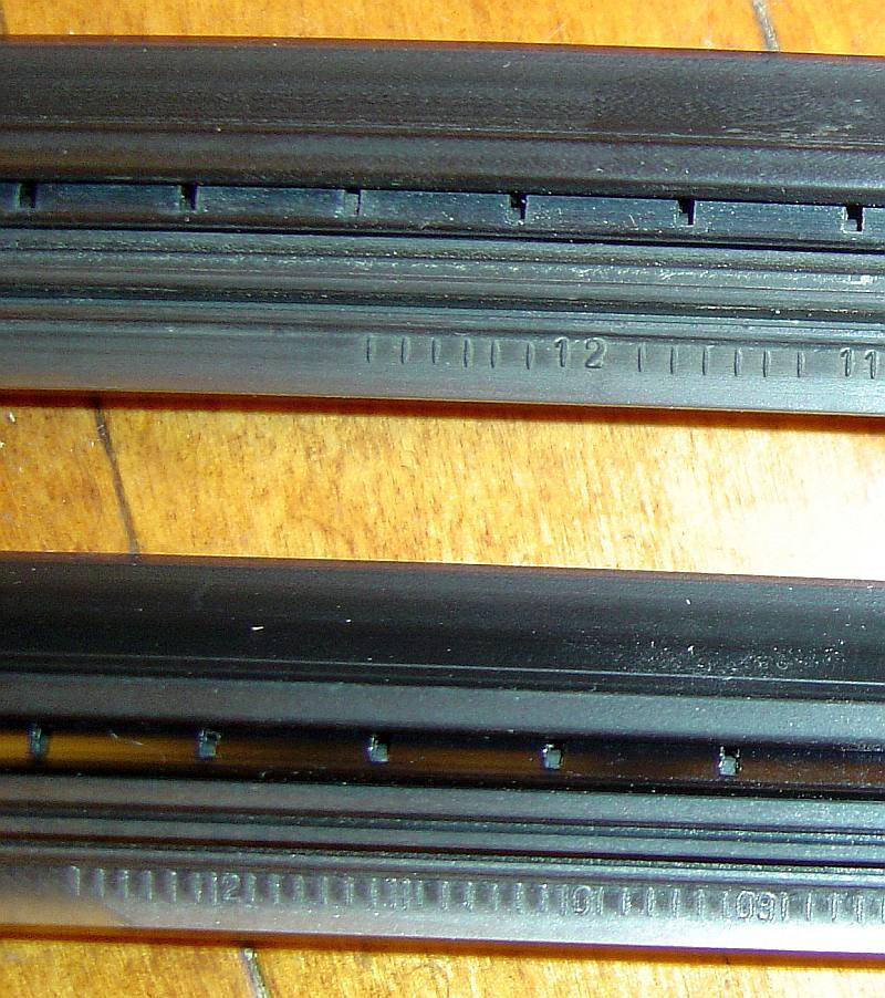 Щетки стеклоочистителя. Замена, ремонт и  апгрейд  штатных. Compar11