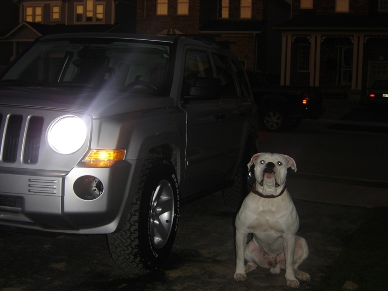 Тюнинг Jeep Liberty Dsc04410