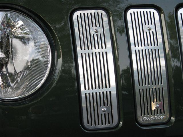 """Радиатор. Защитная сетка """"Мухам - НЕТ!"""" Jeeppa12"""