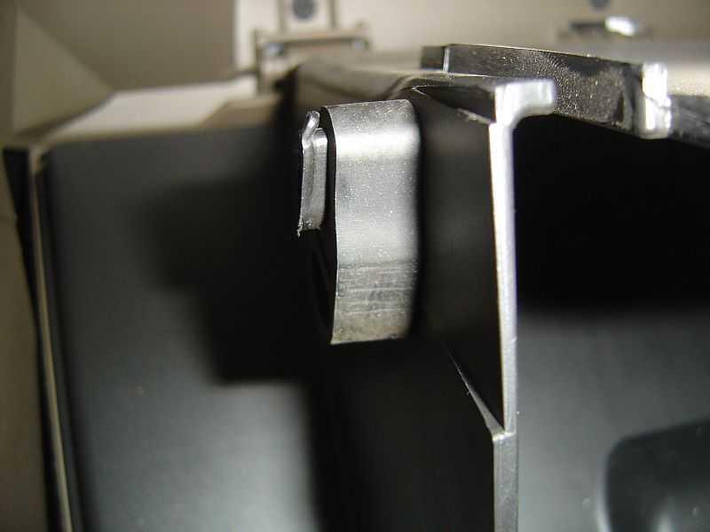 Самостоятельная замена фильтра салона. P310