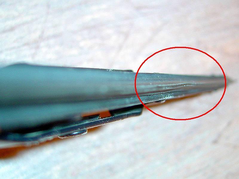 Щетки стеклоочистителя. Замена, ремонт и  апгрейд  штатных. Rear_410