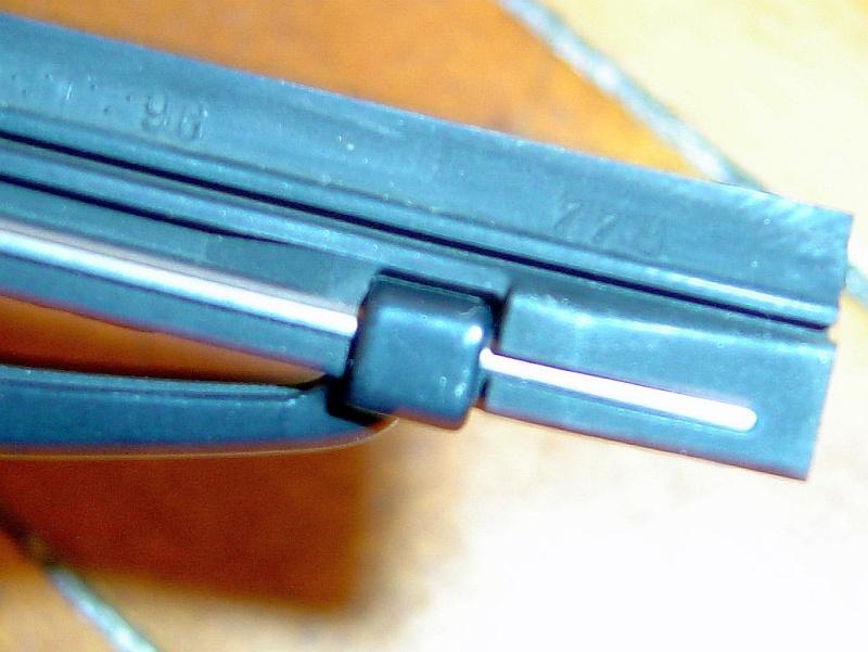 Щетки стеклоочистителя. Замена, ремонт и  апгрейд  штатных. Zadelk10