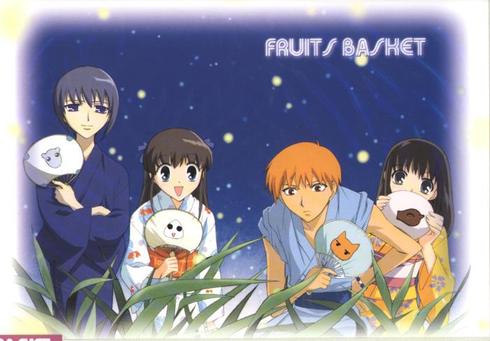 Fruits Basket love
