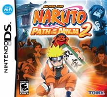 2781-Naruto Path Of The Ninja 2 (USA) Naruto10