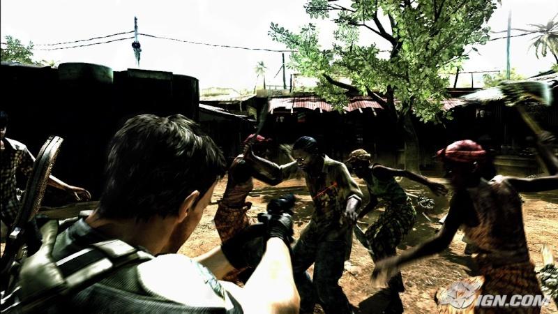 Resident Evil 5 Reside10