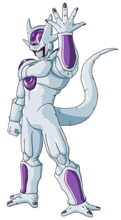 Images découvertes [Fanarts Dragon Ball] Freez10
