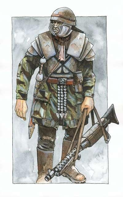 novo legionario romano Modern14
