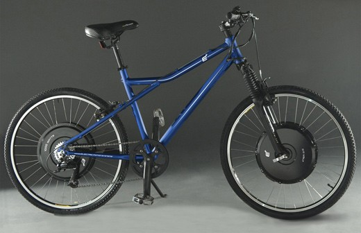 Electric Motion Systems E+ electric bike 4-25-010
