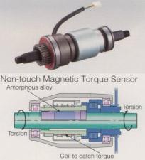 PAS pedal assist system Torque10