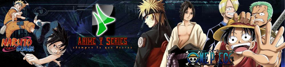 Animes y Series