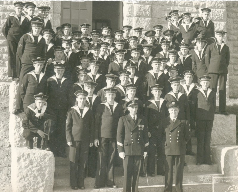 [ École des Mousses ] Promotion 60/61 1ère Compagnie - Page 5 Classe12