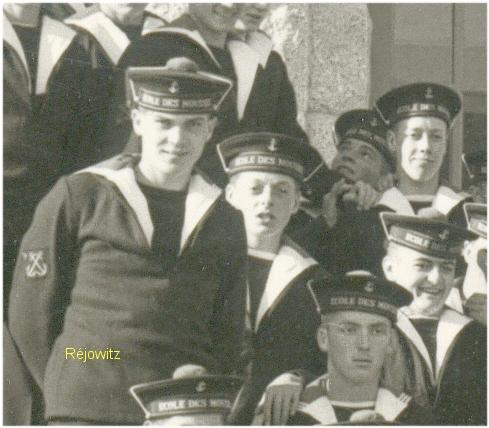 [ École des Mousses ] Promotion 60/61 1ère Compagnie - Page 5 Rajo10