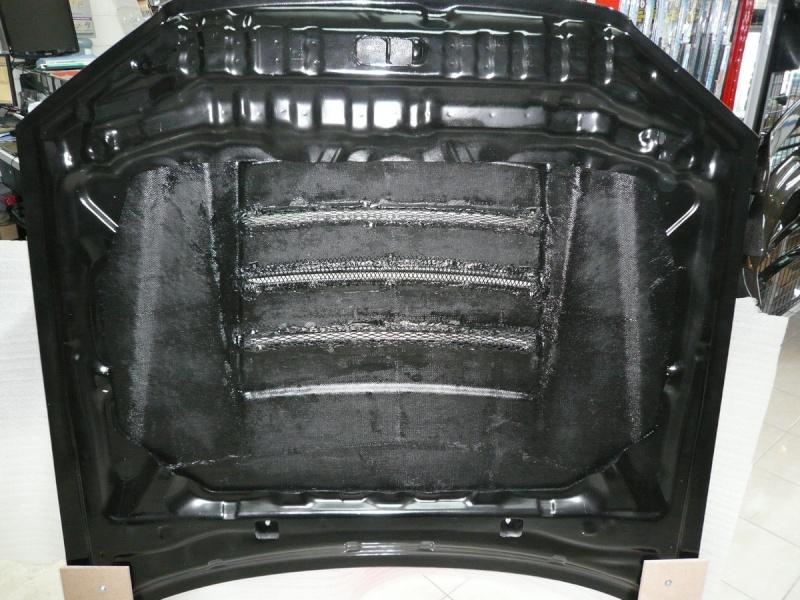 Difference between Ori Carbon fibre Nismo bonnet and boot leg Nismo bonnet Nissan10