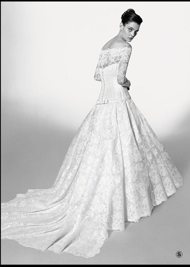Vestidos de novia Nibila11