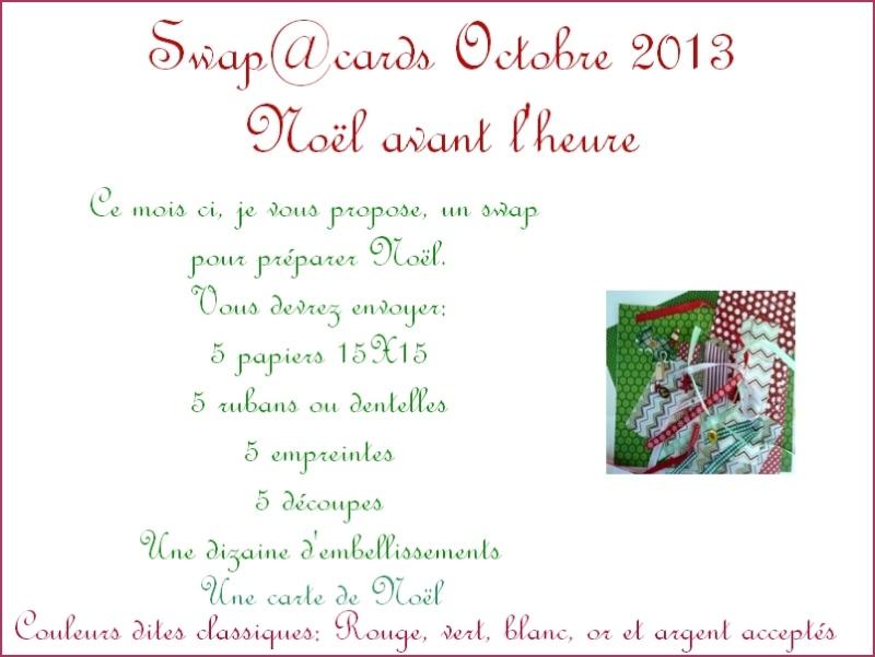 Swap@cards {Noël avant l'heure} octobre 2013 Swap_n10