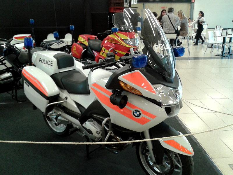 Blaulicht Motorräder 62710