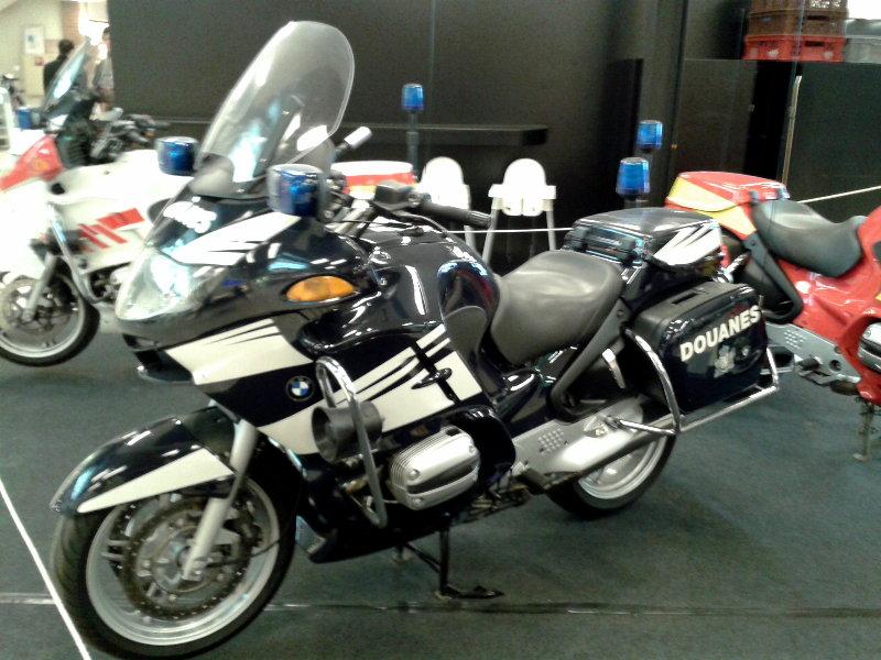 Blaulicht Motorräder 62810
