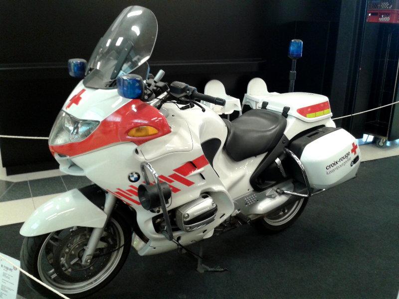 Blaulicht Motorräder 62910