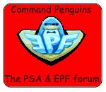 Command Penguins Logo Contest Logo10