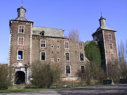 Le château de farciennes [Belgique] 10197010
