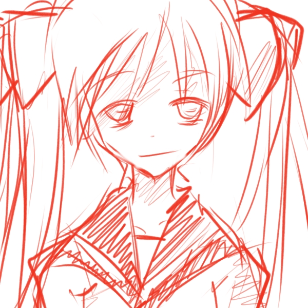 Mes dessins version brouillon Kagami10