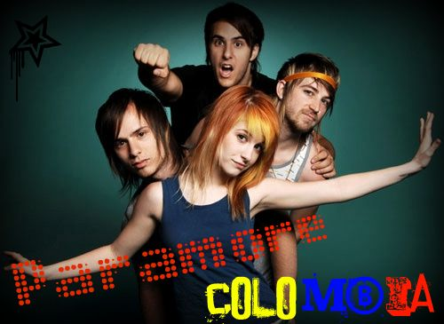 Paramore Colombia Fan Club