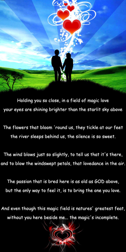 The Field of Love.................... Field_10