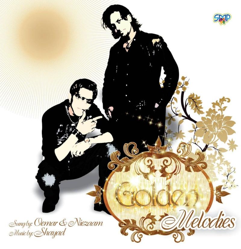 Golden melodies - Niezaam & Oemar Golden10