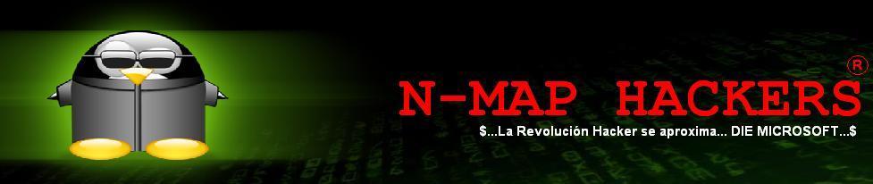 NMAP-HACKERS