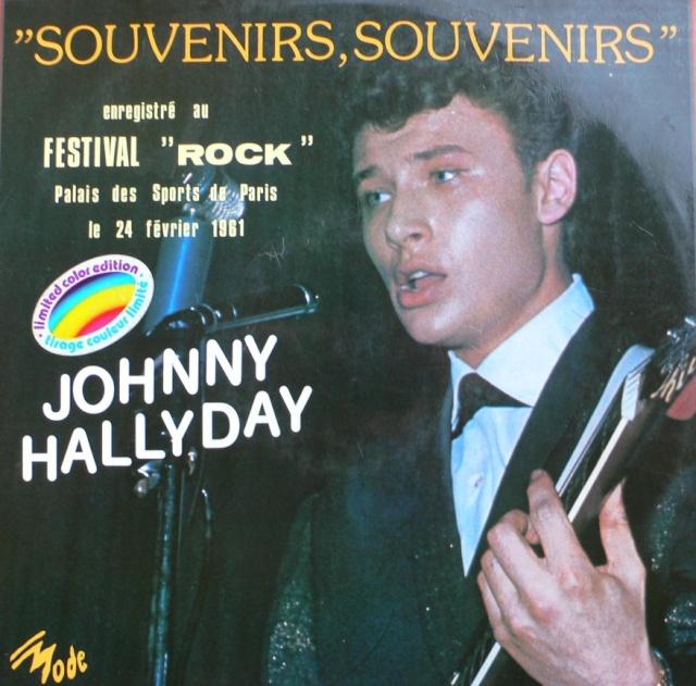 30 cms Johnny Hallyday Golf110