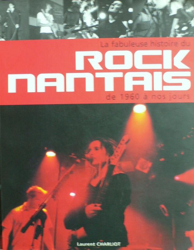 livre - la fabuleuse histoire du rock nantais -laurent charliot- Golf17