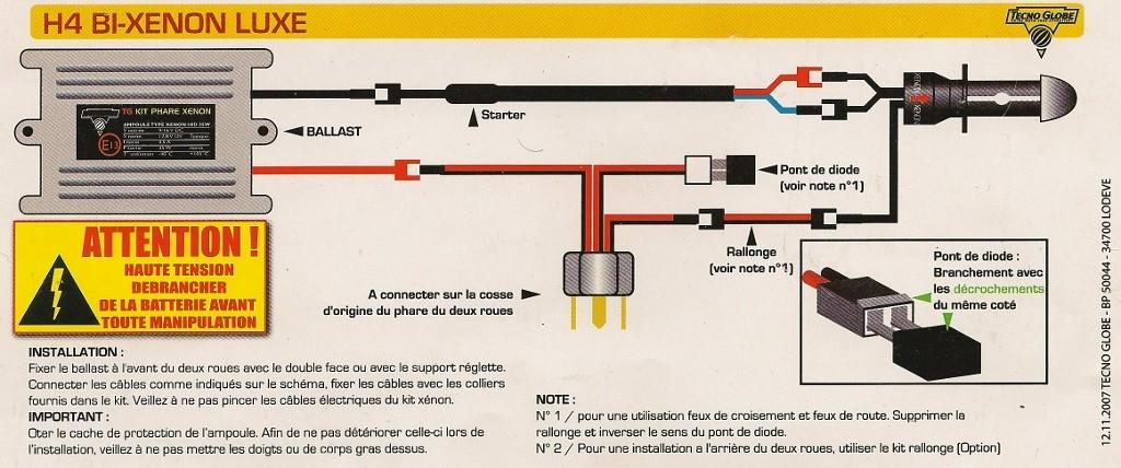 [Tutoriel]Montage Phare bi-xenon - Page 2 Cablag10