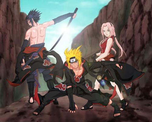 Naruto no Shippuden