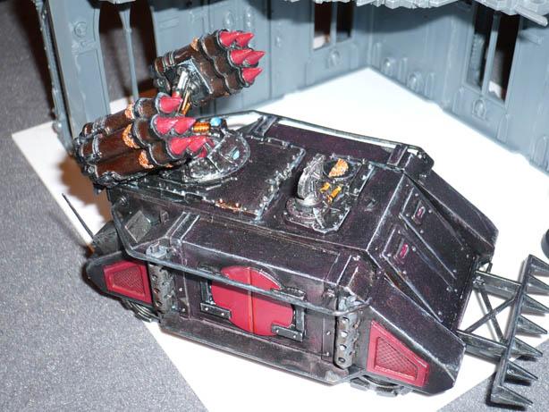 Galerie de Dindon: Space Marines et autres ! Whirld10