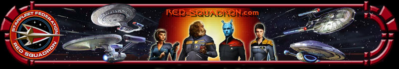 Starfleet Red Squadron - Official Interface Banner24