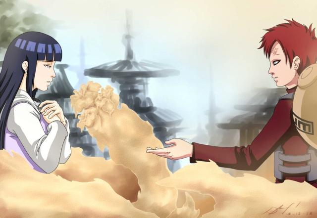 Gaara x Hinata Naruto25