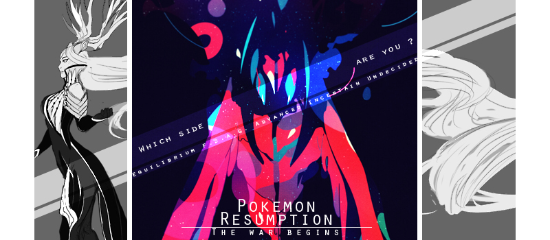 Pokemon Resumption