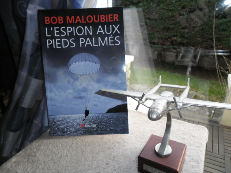 Livre Bob MALOUBIER Sam_0910