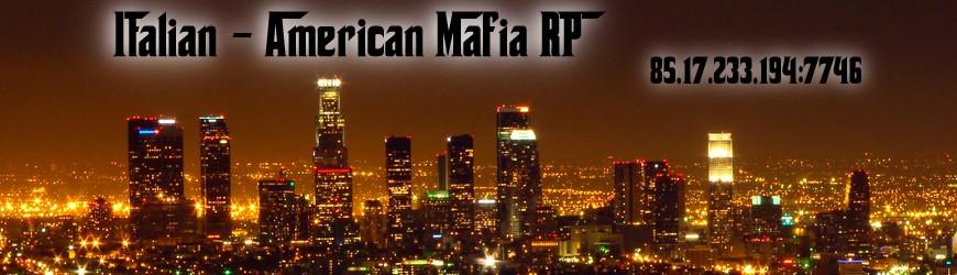 Italian American Mafia RolePlay