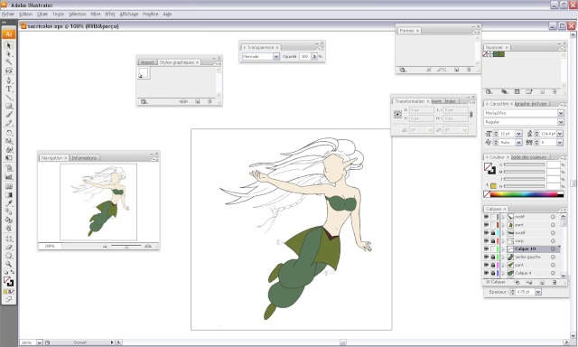 Fan art Dofus / wakfu [Sujet unique] - Page 2 Vectoi10