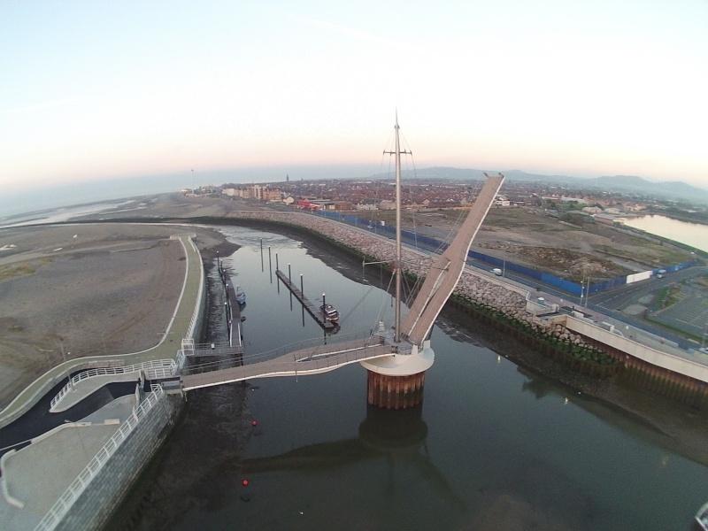New Bridge in Rhyl Img04212