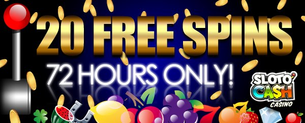 This weekend 20 Free Spins  Code: FREESPINSLOOT 54269310